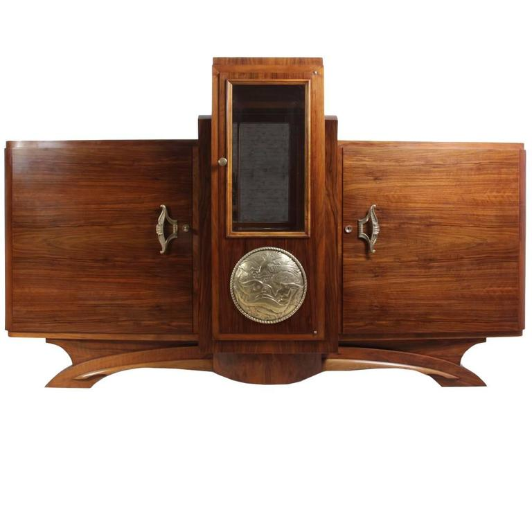 Art Deco Sideboard French, circa 1920
