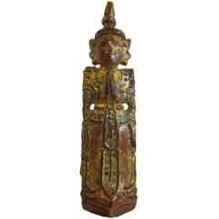Theravada Buddhist Statue