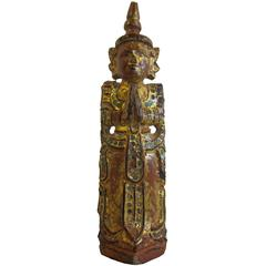 Theravada Buddhist Statue
