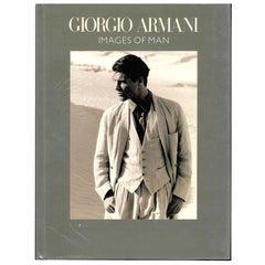 """""""Giorgio Armani, Images of Man"""" Book"""
