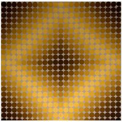 "Victor Vasarely ""Dia-Or"" Tapestry"