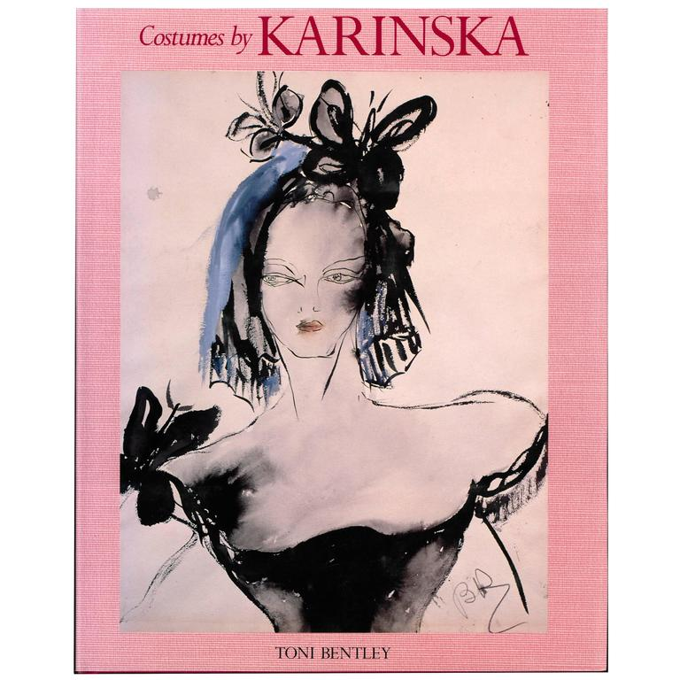 """Costumes"" by Karinska, Book"