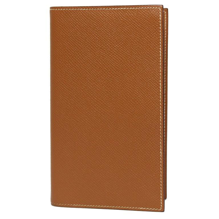 Hermès Leather Address Book