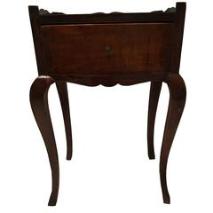 Charming Country French Side Table