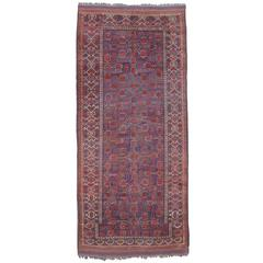 Antique Beshir Turkmen Carpet