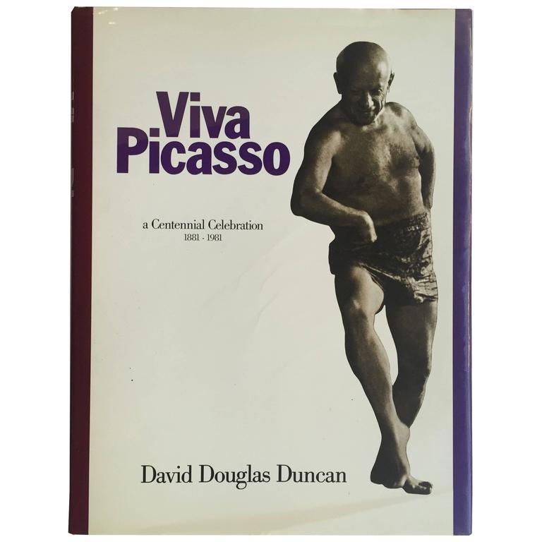 David Douglas Duncan, Viva Picasso, a Centennial Celebration, 1881-1981