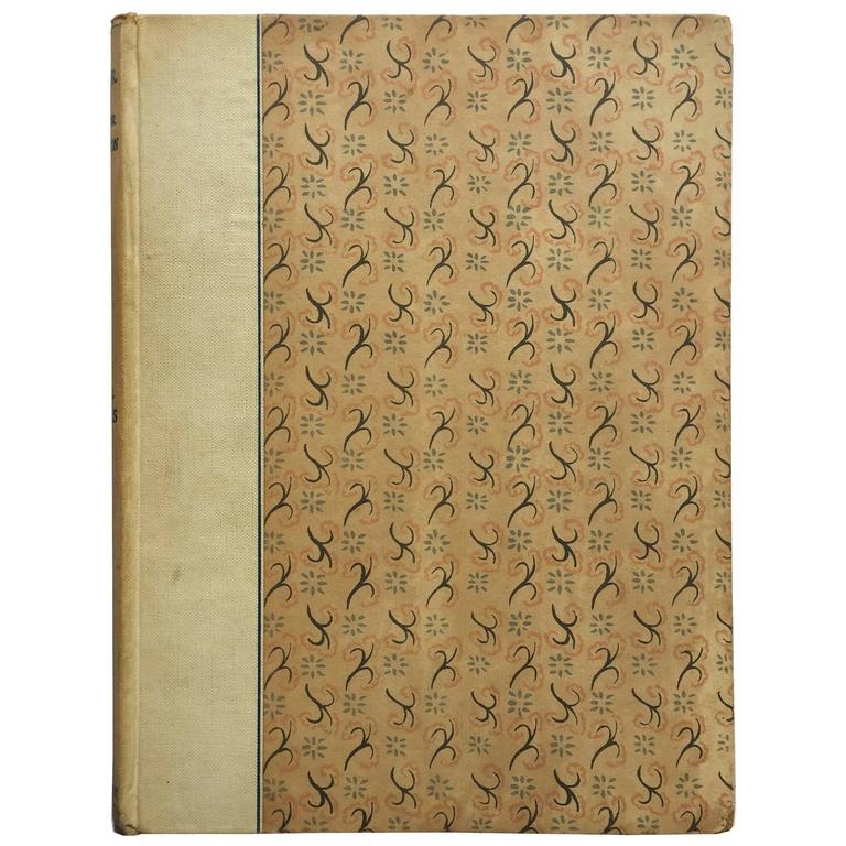 Color and Interior Decoration Basil Ionides 'Claridges Interior Decorator', 1926