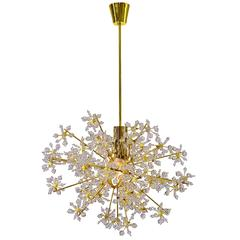 "Mid-20th Century Ceiling Lamp ""Sputnik"", Re-Edition"