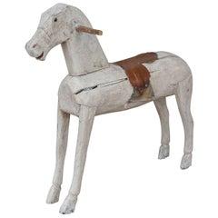 Folk Art Swedish Toy Horse