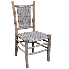 Vintage Old Hickory Side Chair