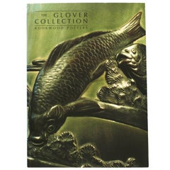 Glover Collection Rookwood Pottery by Cincinnati Art Galleries, 1st Ed