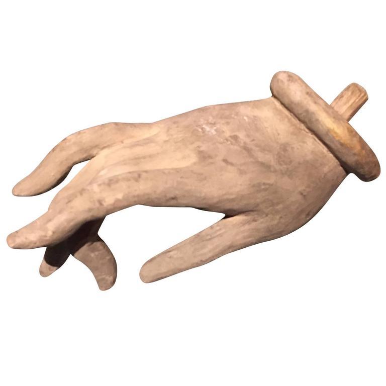 Buddha Hand, Contemporary, India 1