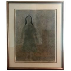 Editioned Print Mujer by Tamayo Rufino