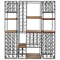 Arthur Umanoff 100 Bottle Wine Rack Set