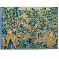 Flandres Manufacture Tapestry, 16th century