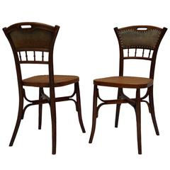 Great Set of 48 Chairs, circa 1900