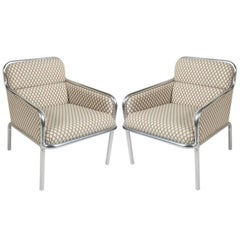 Pair of Brian Palmer Chairs for Baker, circa 1970s