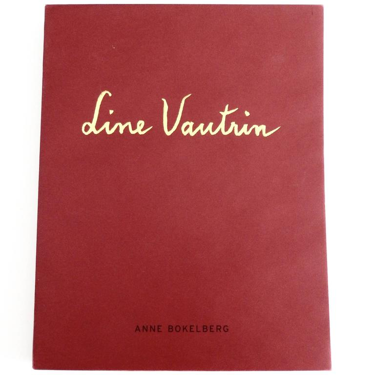 Line Vautrin 2003 Limited Edition Catalog, Poesie in Metall For Sale
