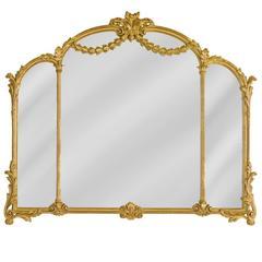 Majestic Neoclassic 'Sergeant' Wall Mirror