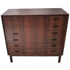 Danish Designed Rosewood Chest of Drawers