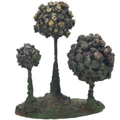 "James Bearden ""Pod Box"" Abstract Sculpture"