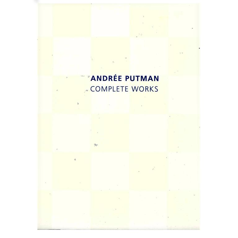 Andree Putman, Complete Works (Book)