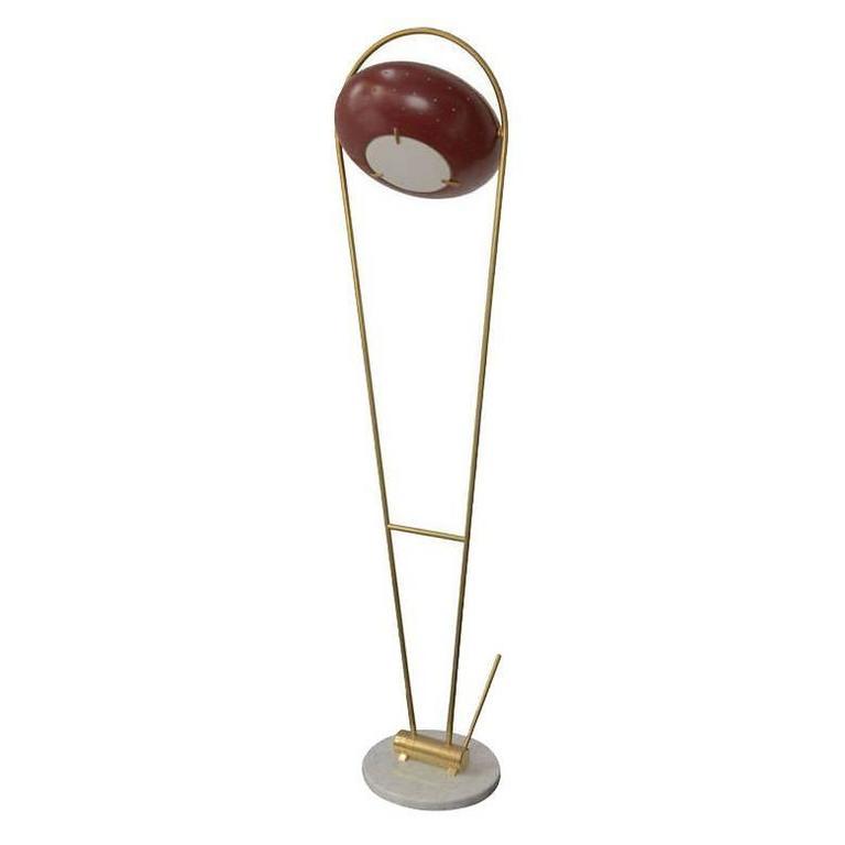 Italian Floor Lamp in the Style of Arredoluce