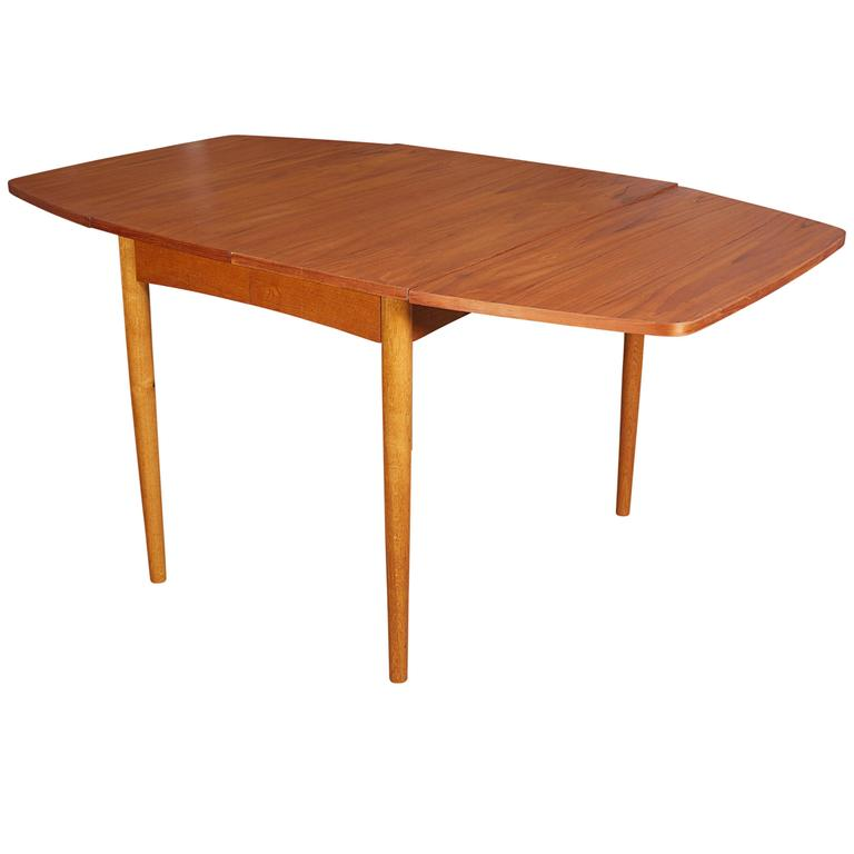 Drop Leaf Dining Table 1