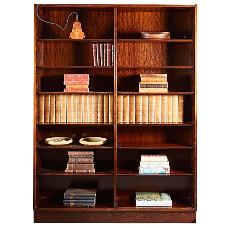 Danish Bookcase by Poul Hundevad 1