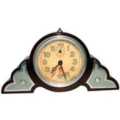 Art Deco Cloud Bakelite Clock