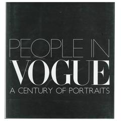 People in Vogue, A Century of Portraits 'Book'