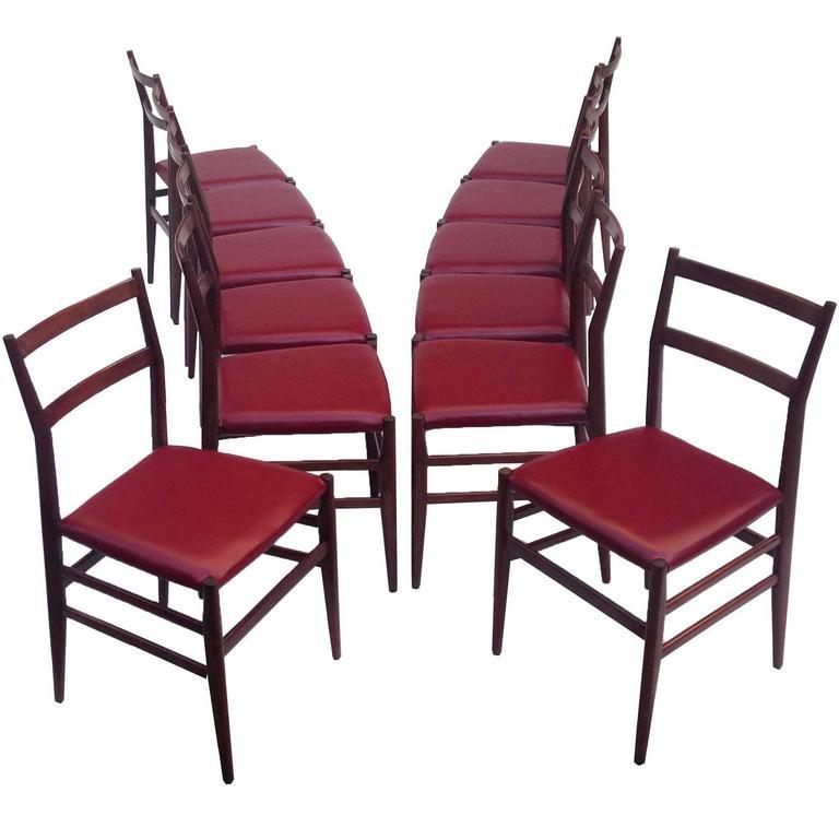 Gio Ponti 12 Chair Leggera