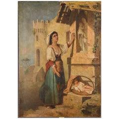 19th Century Decorative Art Italy