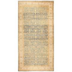 Large Antique Persian Kerman Rug