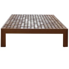 Sofia Coffee Table in Solid Wood