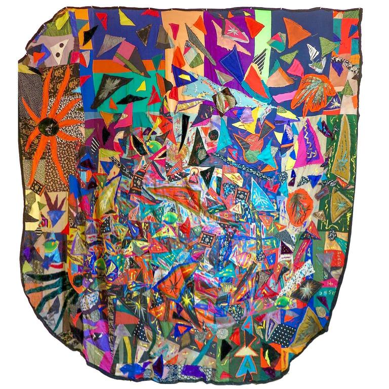 Crazy Quilt by Rosemary Ollison 1
