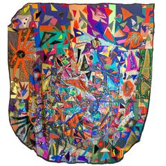 Crazy Quilt by Rosemary Ollison