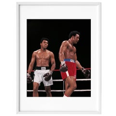 """Norman Mailer,  """"The Fight,"""" Art Edition A by Neil Leifer"""