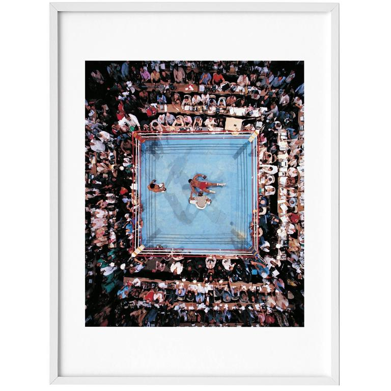 """Norman Mailer, """"The Fight"""", Art Edition B by Neil Leifer For Sale"""