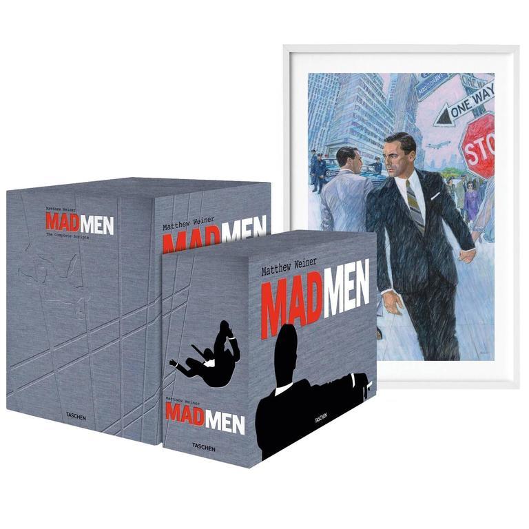 Matthew Weiner, 'Mad Men', Art Edition A 'Script Edition'