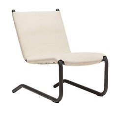 Bowline Chair in Cream Canvas - In Stock