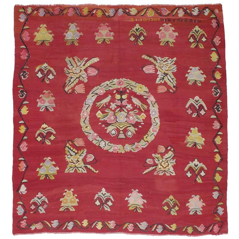 North Anatolian Kilim For Sale at 1stdibs