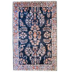 Classic Early 20th Century Sarouk Mohajeran Rug