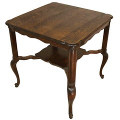 Early 20th Century Belgian Game Table