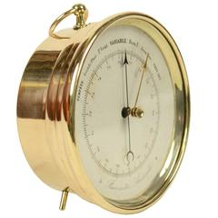 Aneroid Barometer End of the 19th Century