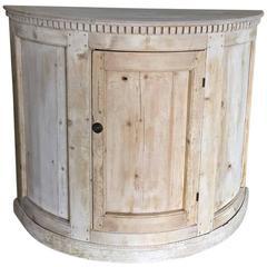 19th Century Pine English Cabinet