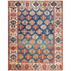 Tribal Antique Persian Bakshaish Rug