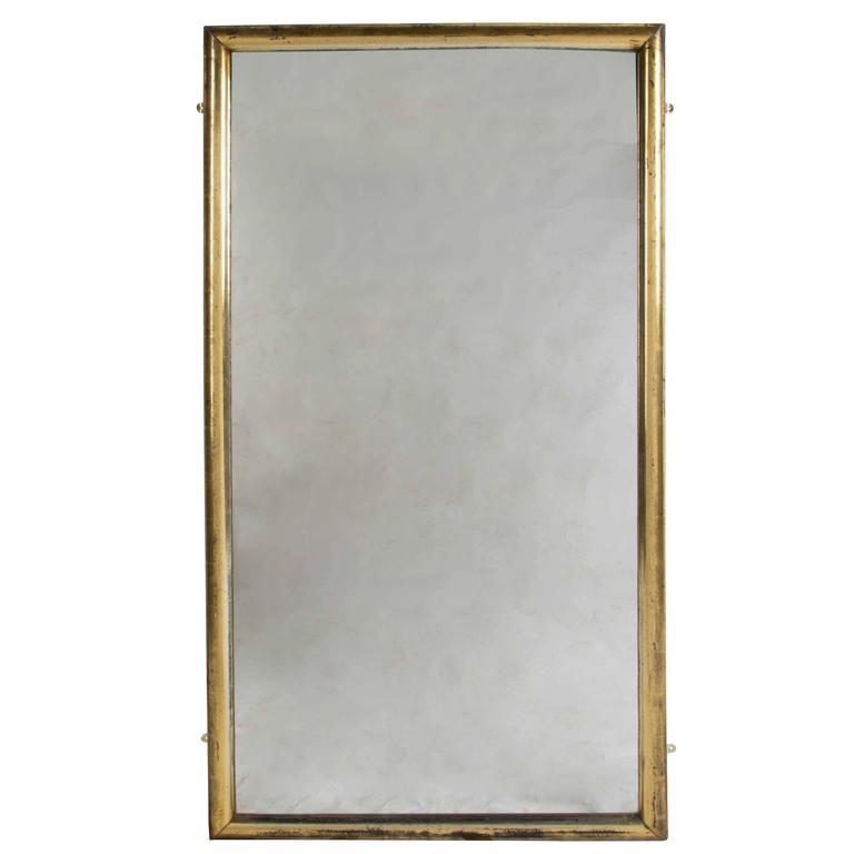 French Bistro Mirror