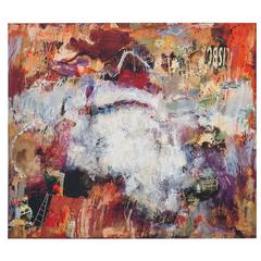 Giclee Print of an Abstract Painting by Happy Fowler