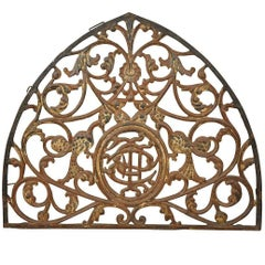 French 18th Century Gothic Style Architectural Fragment